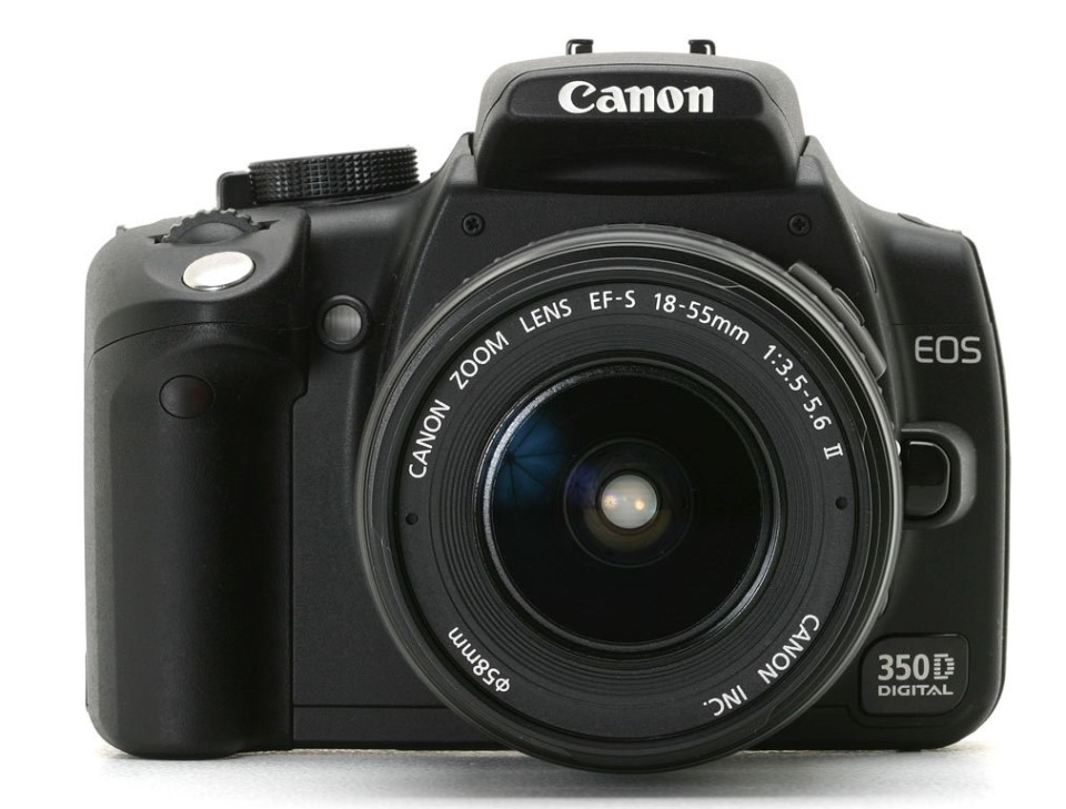 Photo of Canon EOS 350D Özellikleri