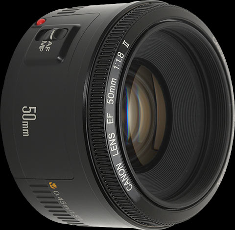 Photo of Canon EF 50mm f/1.8 II İnceleme ve Özellikleri