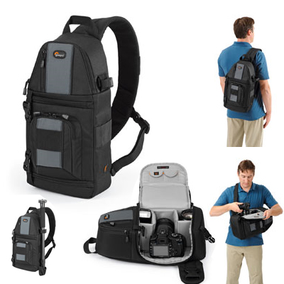 Photo of Lowepro Slingshot 102 AW İncelemesi