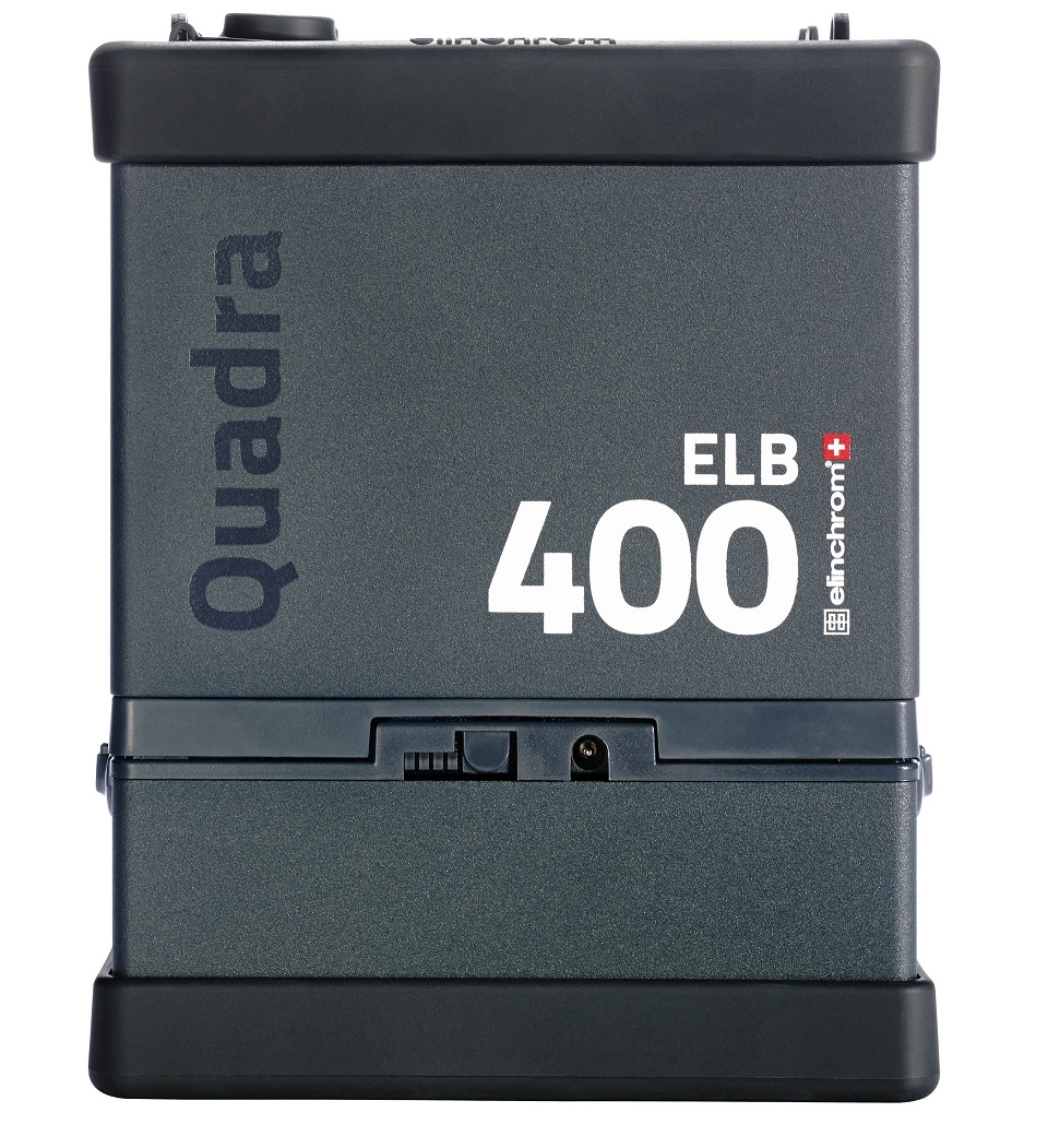 Photo of Elinchrom ELB 400 taşınabilir flaş sistemi