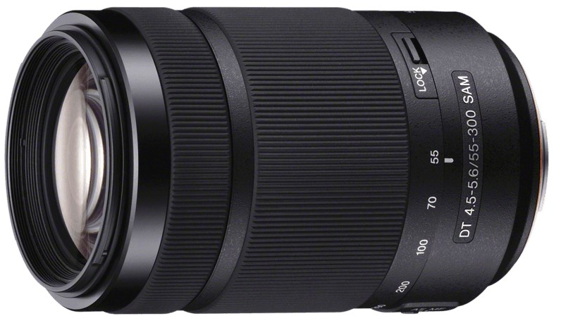 Photo of Sony DT 55-300mm F4.5-5.6 SAM