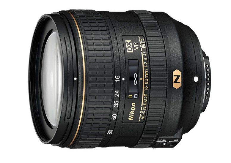 Photo of Nikon 16–80mm f/2.8–4E ED VR