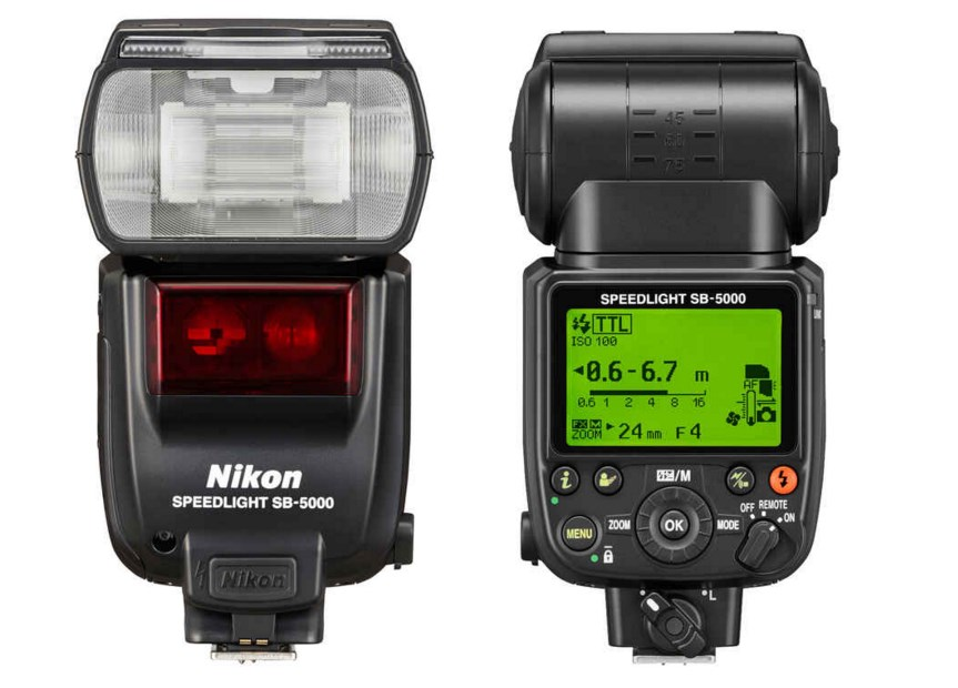 Photo of Nikon, Speedlight Flaş Sb-5000'ü Piyasaya Sürüyor