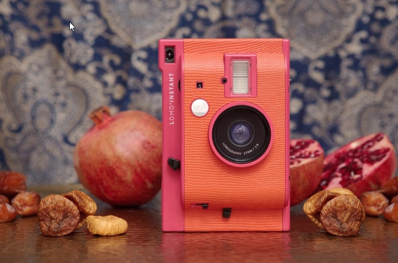 Photo of Şipşak Fotoğraf Makinesi Lomo'Instant Marrakesh Edition‏ Çıktı