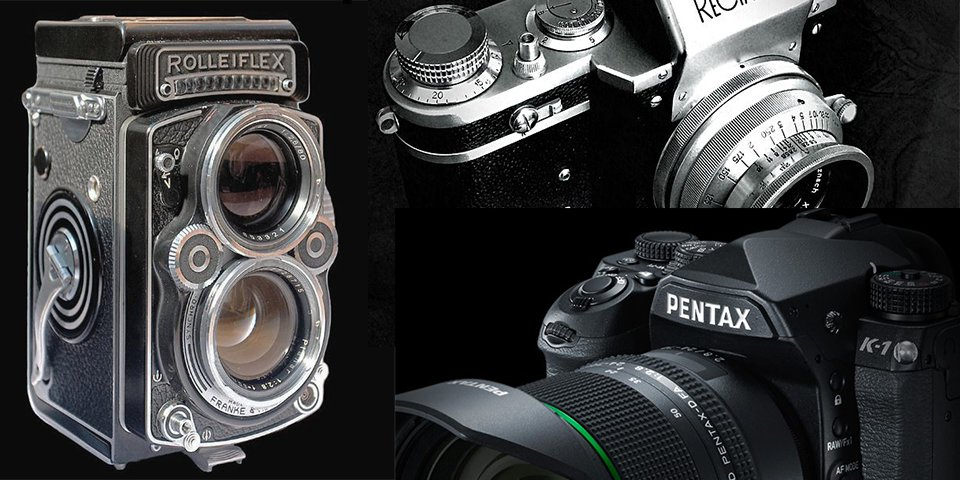 Single-lens reflex (SLR)  ve Dijital single-lens reflex (DSLR) nedir?
